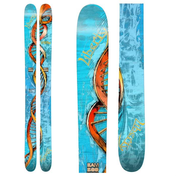 Liberty - Double Helix Skis 2012