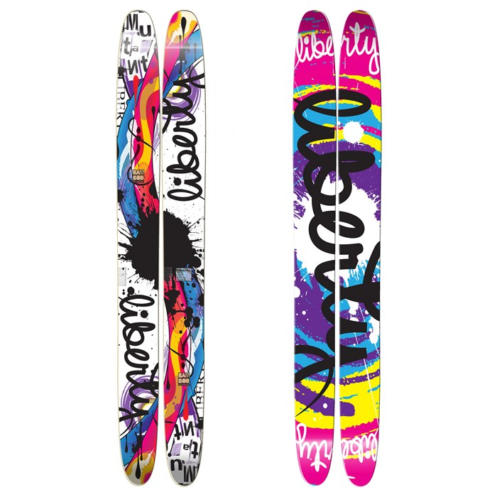 Liberty - Mutant Skis 2012