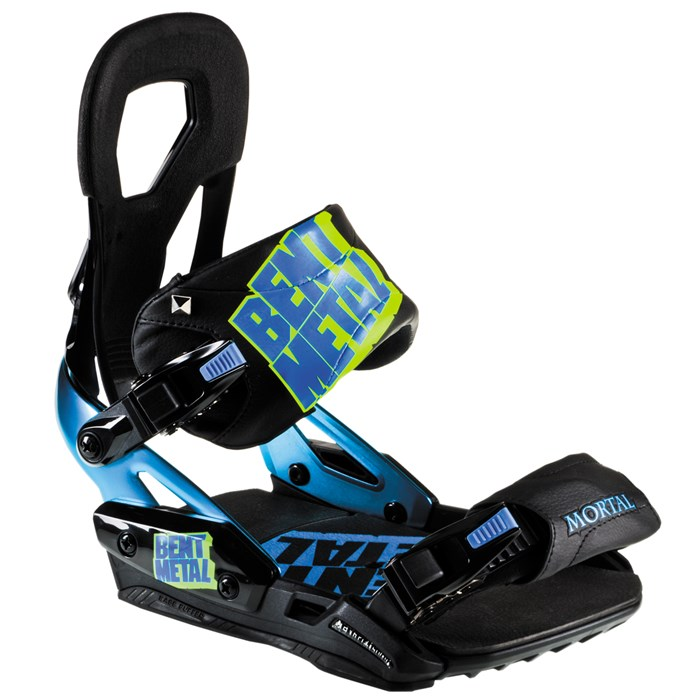 Bent Metal - Mortal Snowboard Bindings 2012