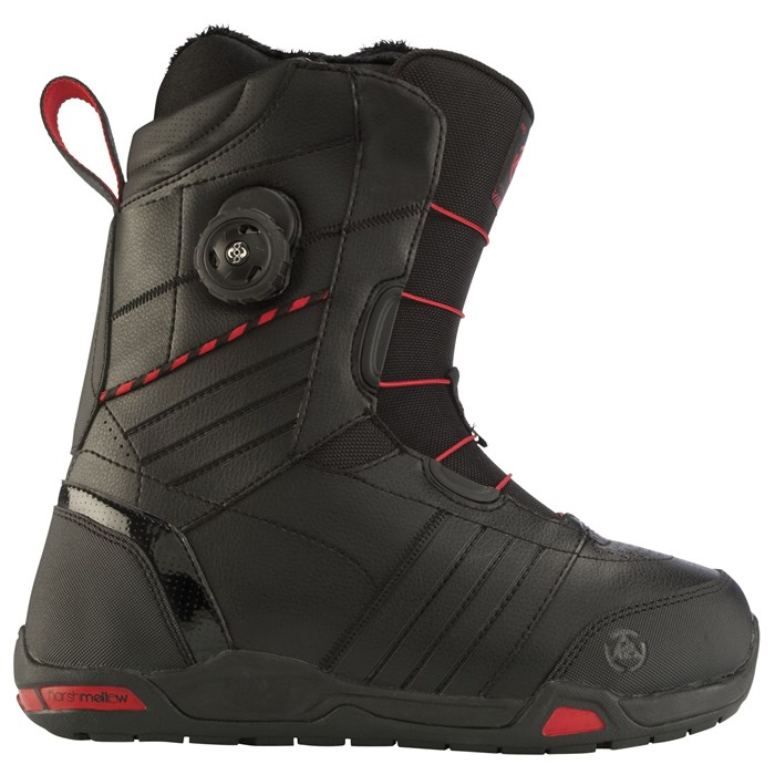K2 - New Black Snowboard Boots 2012