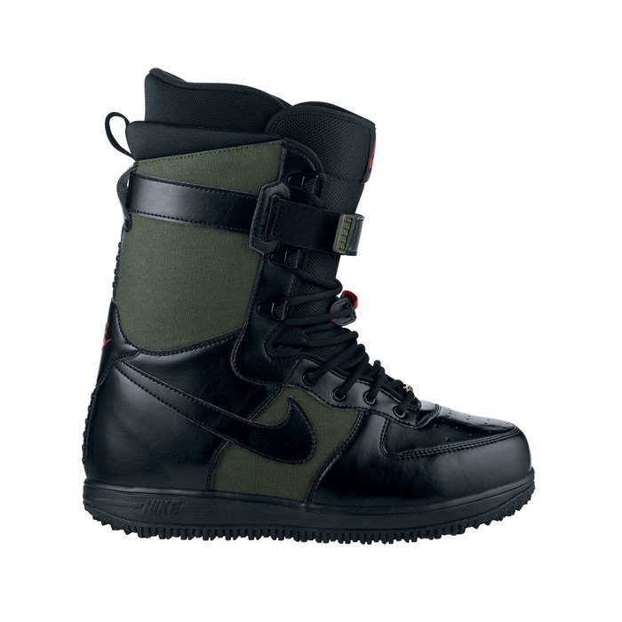 Nike Snowboarding - Zoom Force 1 Snowboard Boots 2012