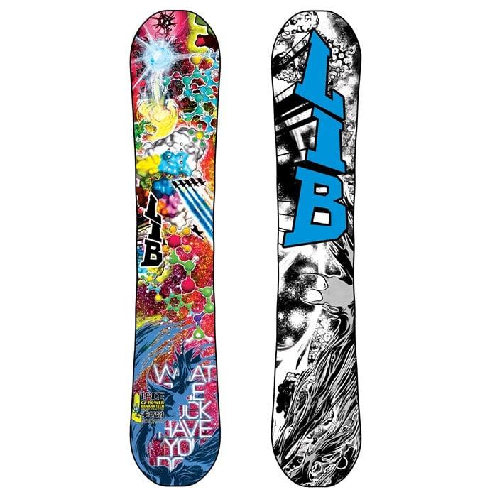 Lib Tech - T.Rice Pro C2BTX HP Snowboard 2012