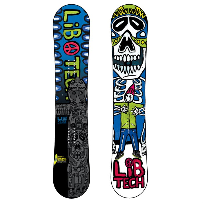 Lib Tech - Lib Ripper BTX Snowboard - Youth 2012