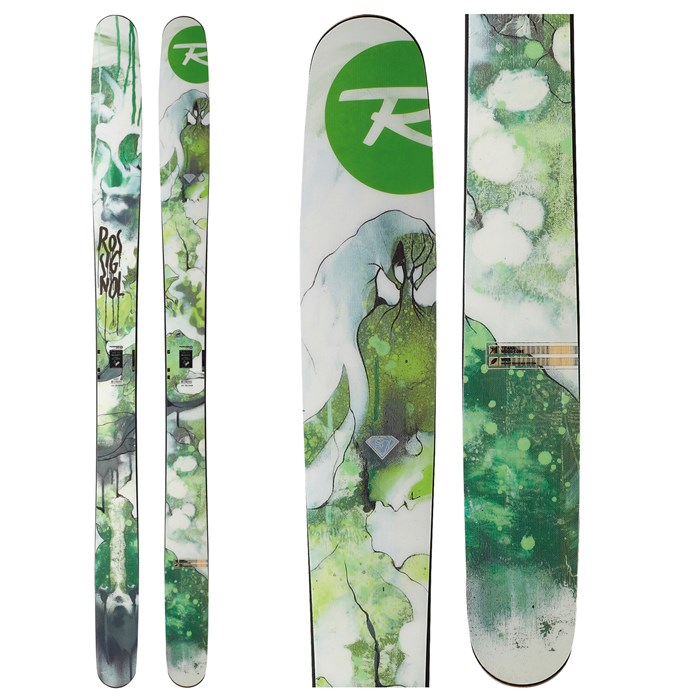 Rossignol - Super 7 Skis 2012