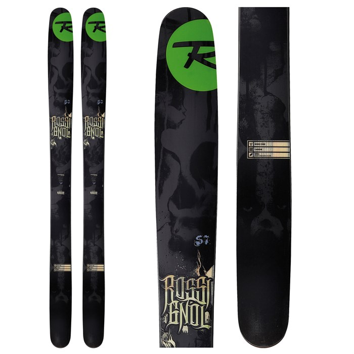 Rossignol - S7 Skis 2012