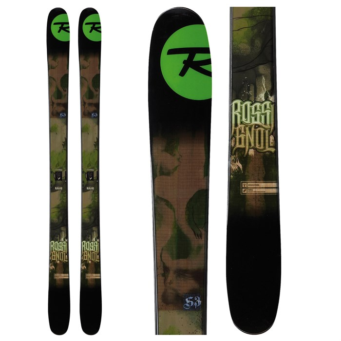 Rossignol - S3 Skis 2012