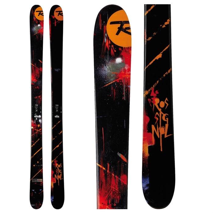 Rossignol - Scimitar Skis 2012