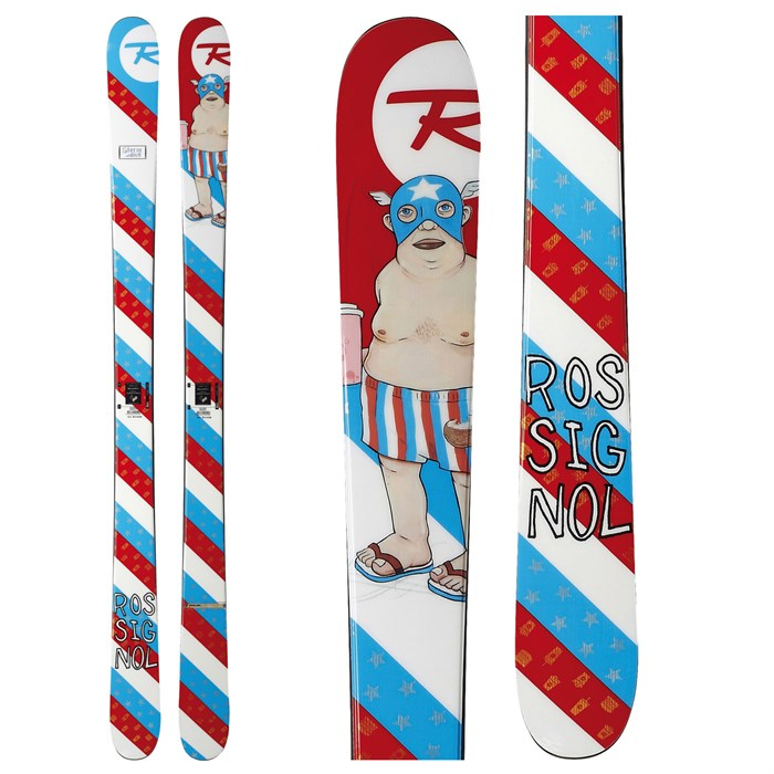 Rossignol - Storm Skis 2012