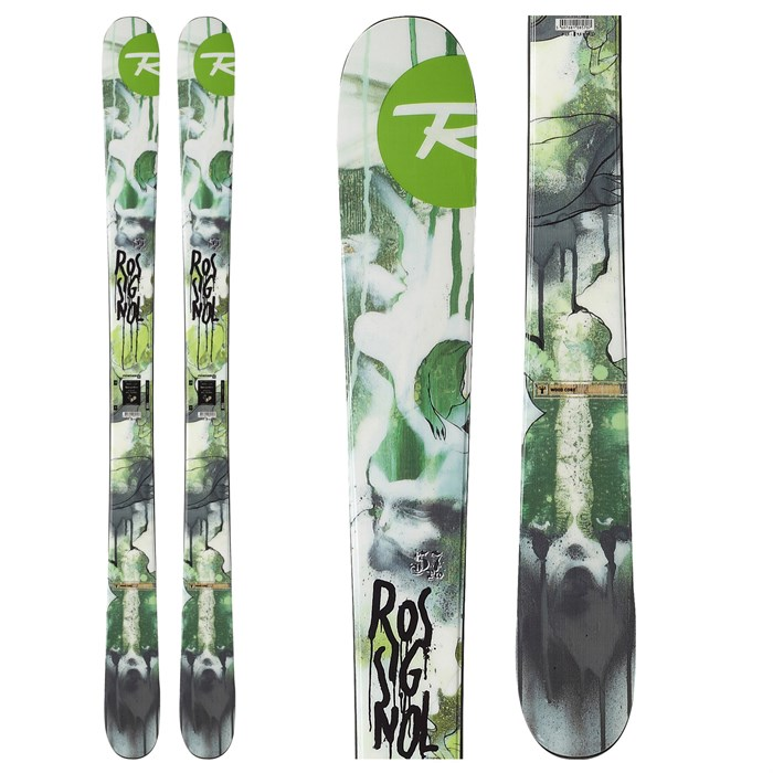 Rossignol - S7 Pro Skis - Youth 2012