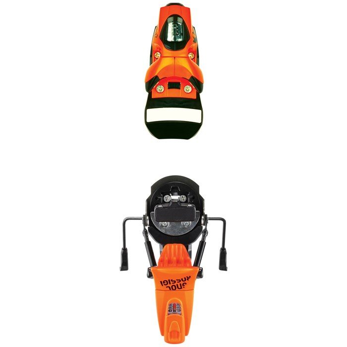 Rossignol - FKS 140 XXL Ski Bindings (115mm Brakes) 2012