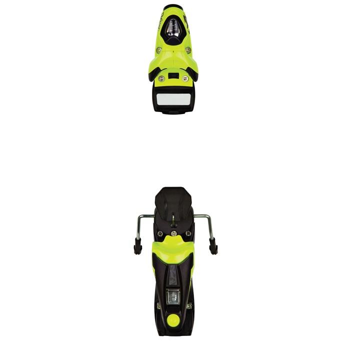 Rossignol Axium 110 XL Ski Bindings (100mm Brakes) 2012