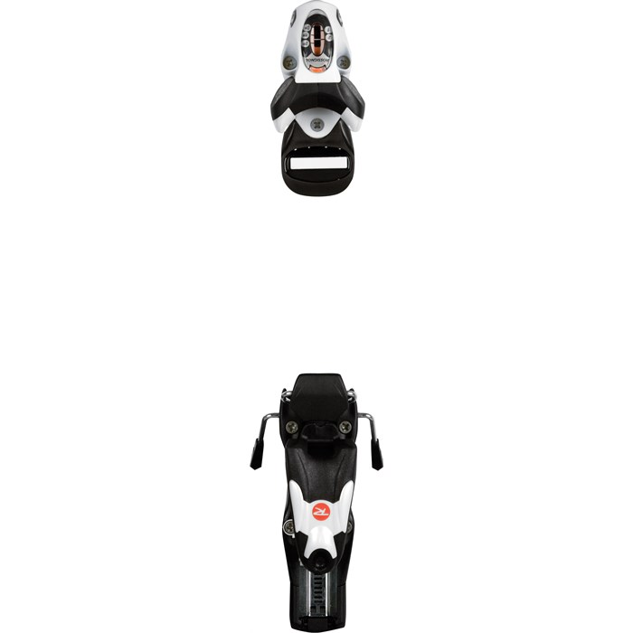 Rossignol - Comp Kid 25 S Ski Bindings (80mm Brakes) - Youth - Boy's 2012