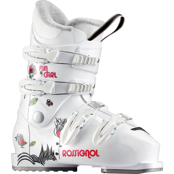 Rossignol - Fun Girl J4 Ski Boots - Youth 2012