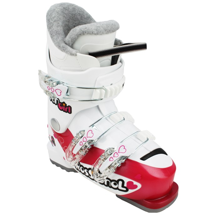 Rossignol - Fun Girl J3 Ski Boots - Youth 2012