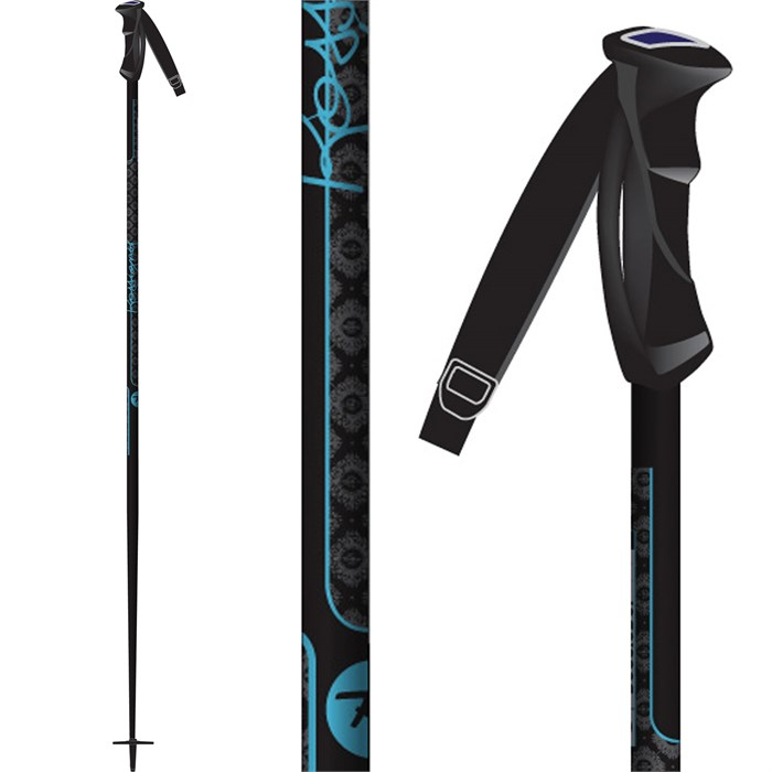 Rossignol - Attraxion Light Ski Poles - Women's 2012