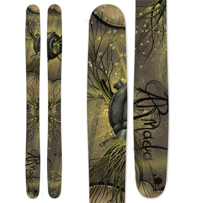 Armada - VJJ Skis - Women's 2012