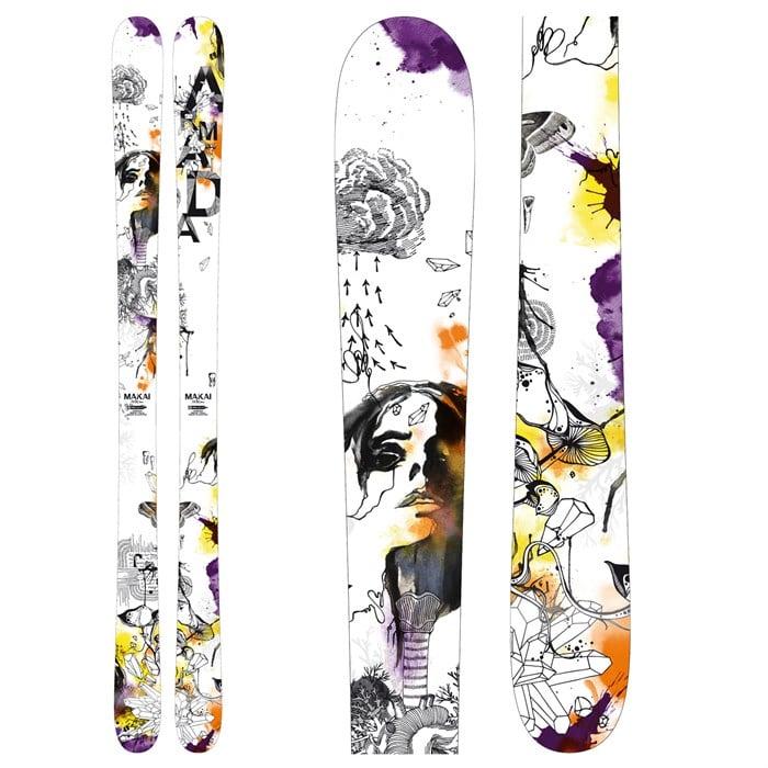 Armada - Makai Skis - Women's 2012