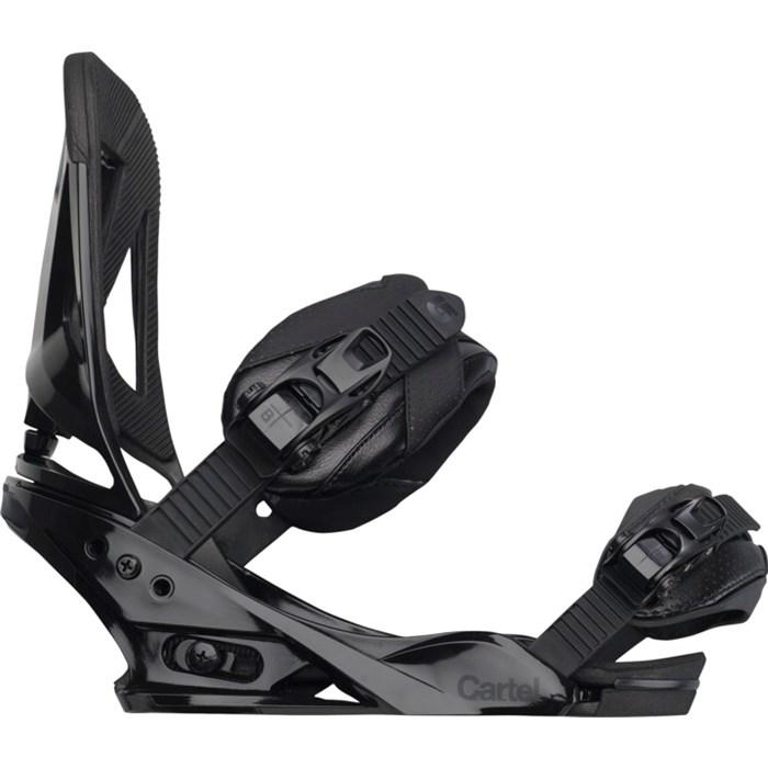 Burton - Cartel Snowboard Bindings 2012