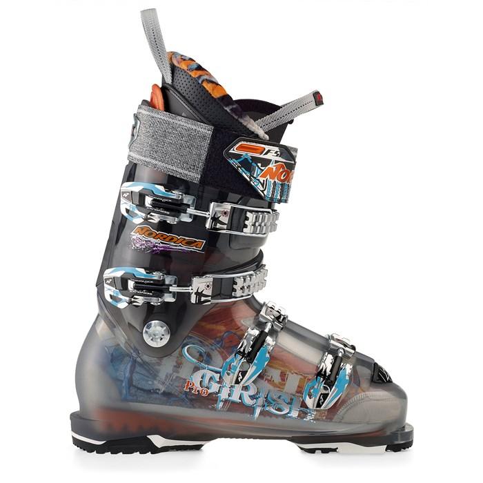 Nordica - Girish Pro Ski Boots 2012