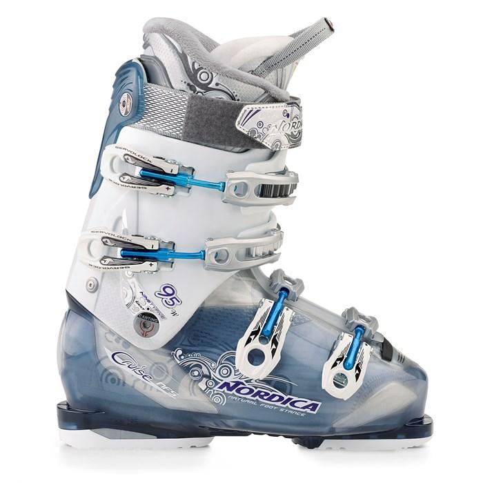Nordica Cruise 95 Ski Boots Women S 2012 Evo
