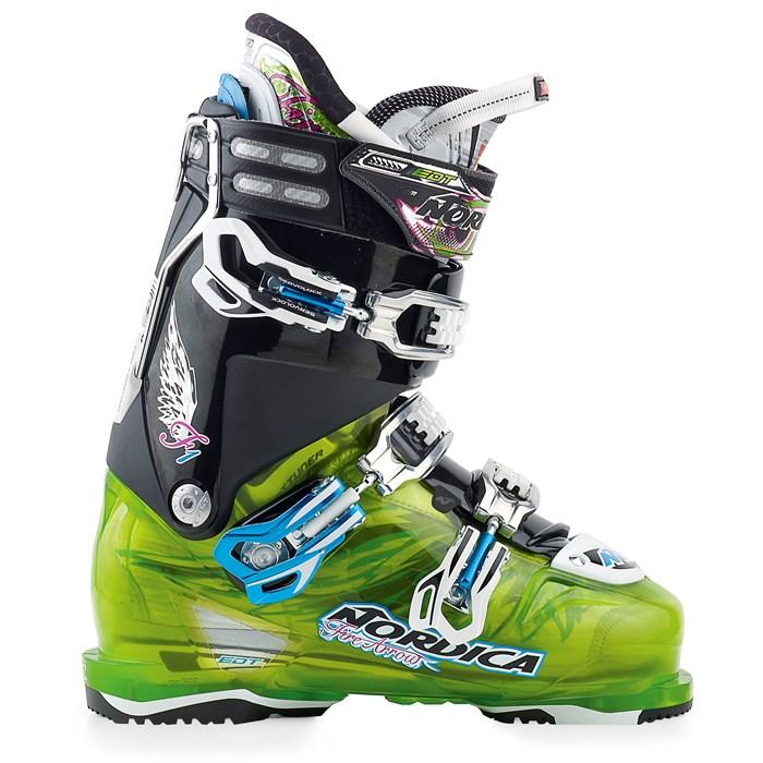 Nordica - FireArrow F1 Ski Boots 2012