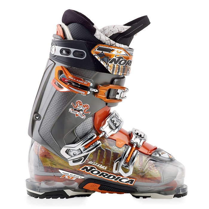 Nordica - Hell&Back Hike Pro Ski Boots 2012