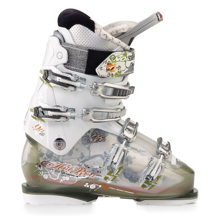 Nordica - Hot Rod 9.0 W Ski Boots - Women's 2012