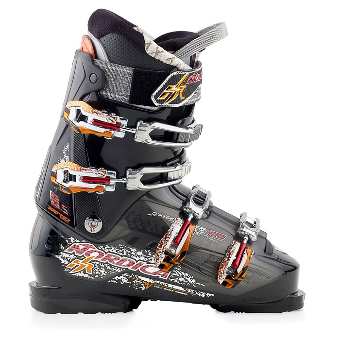 Nordica - Hot Rod 8.5 Ski Boots 2012