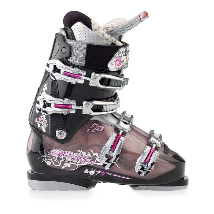 c2498145ba8c Nordica Hot Rod 8.0 W Ski Boots - Women s 2012