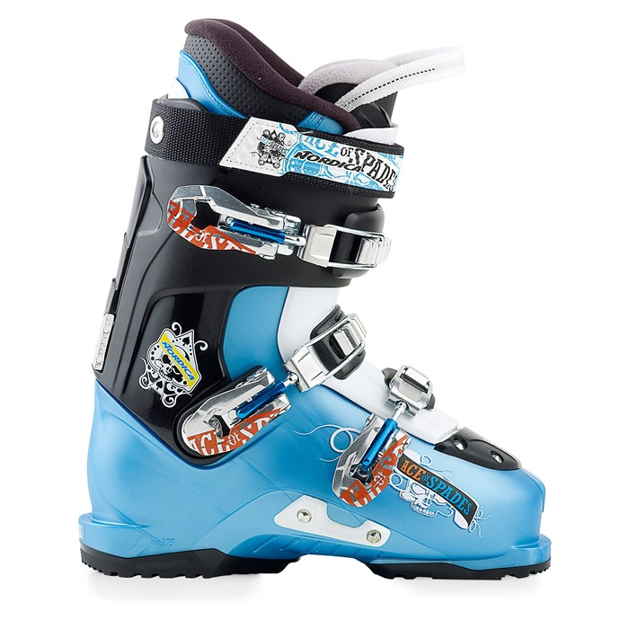 Nordica - Ace of Spades Team Ski Boots - Boy's 2012