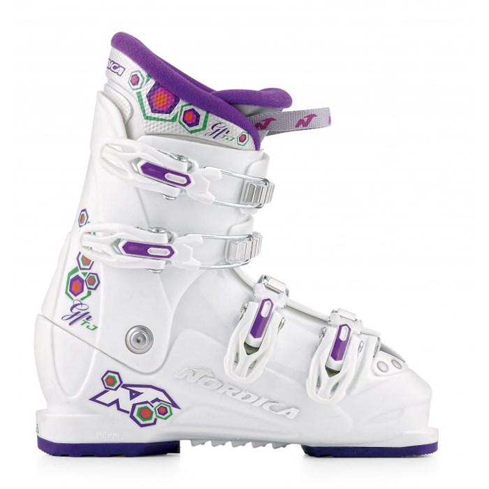 Nordica - GP TJ Ski Boots - Youth - Girl's 2012