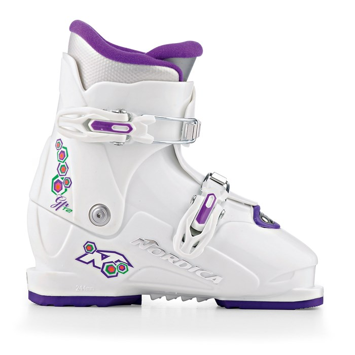 Nordica - GP T2 Ski Boots - Youth - Girl's 2012