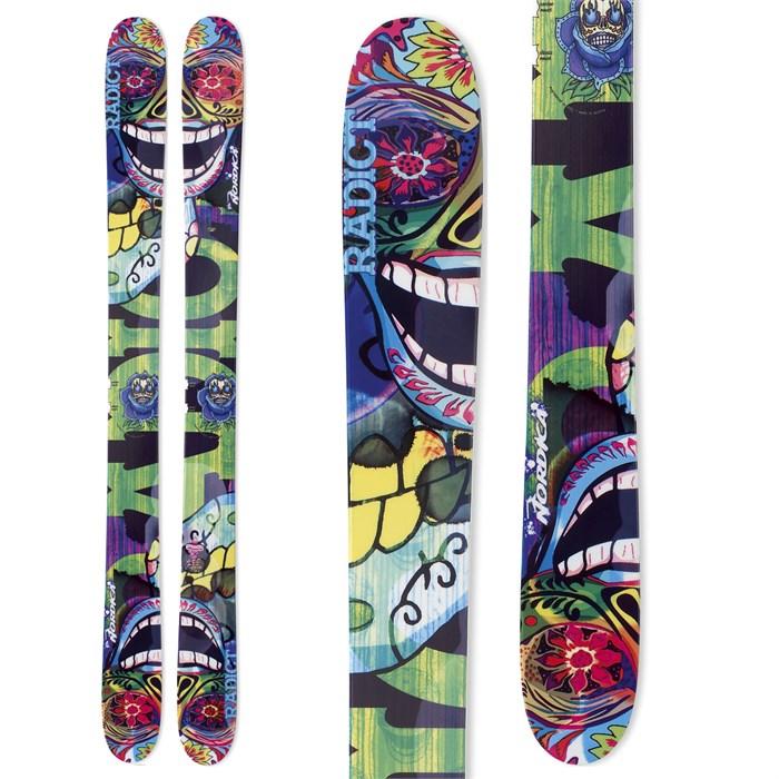 Nordica - Radict Skis 2012