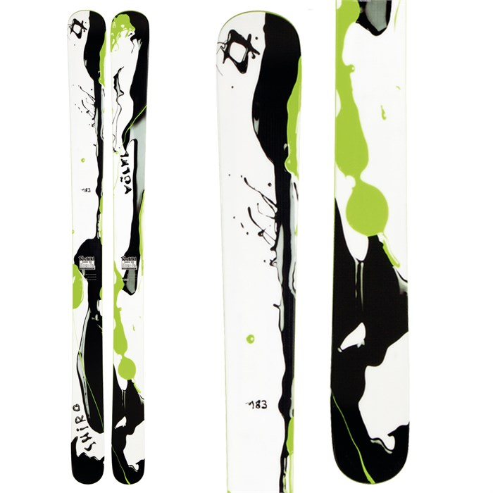 Volkl - Shiro Skis 2012