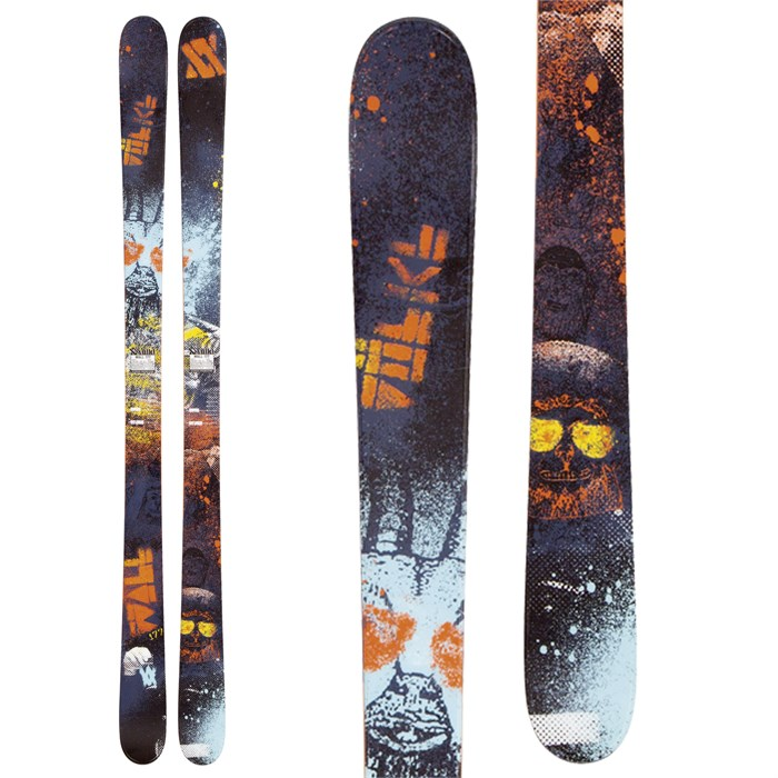 Volkl - Wall Skis 2012