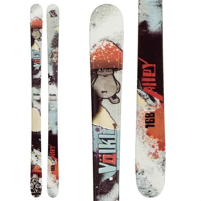 Volkl - Alley Skis 2012