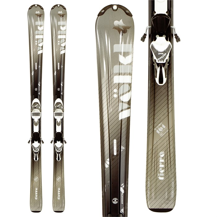 Volkl - Tierra Skis + eMotion 11.0 TC Bindings - Women's 2012