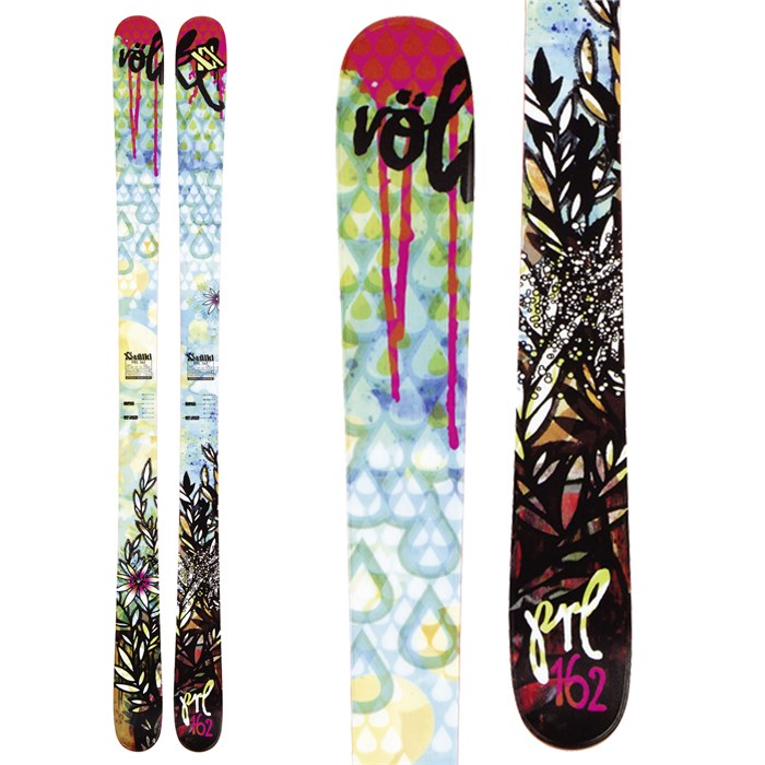Volkl - PRL Skis - Women's 2012