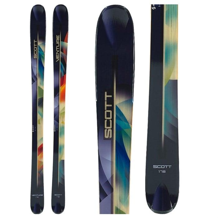Scott - Venture Skis 2012