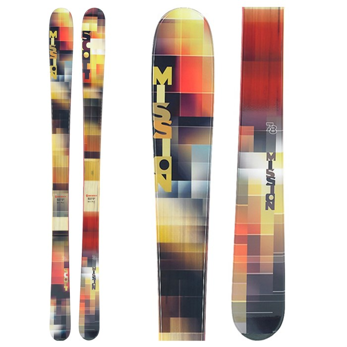 Scott - Scott Mission Skis 2012