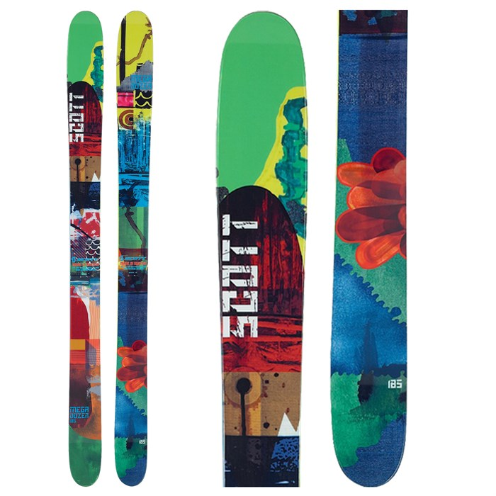 Scott - Mega-Dozer Skis 2012