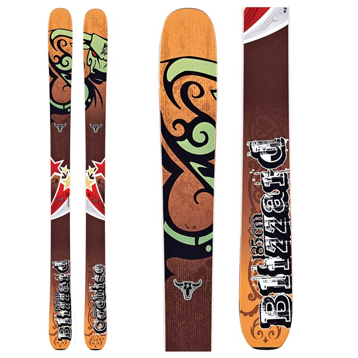 Blizzard - Cochise Skis 2012