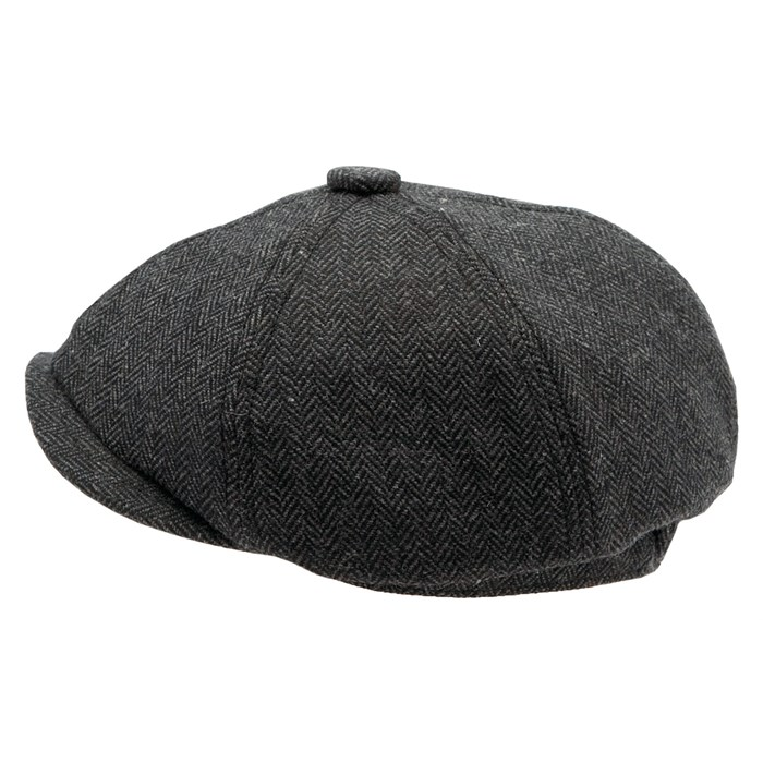 Coal - The Newsie Hat