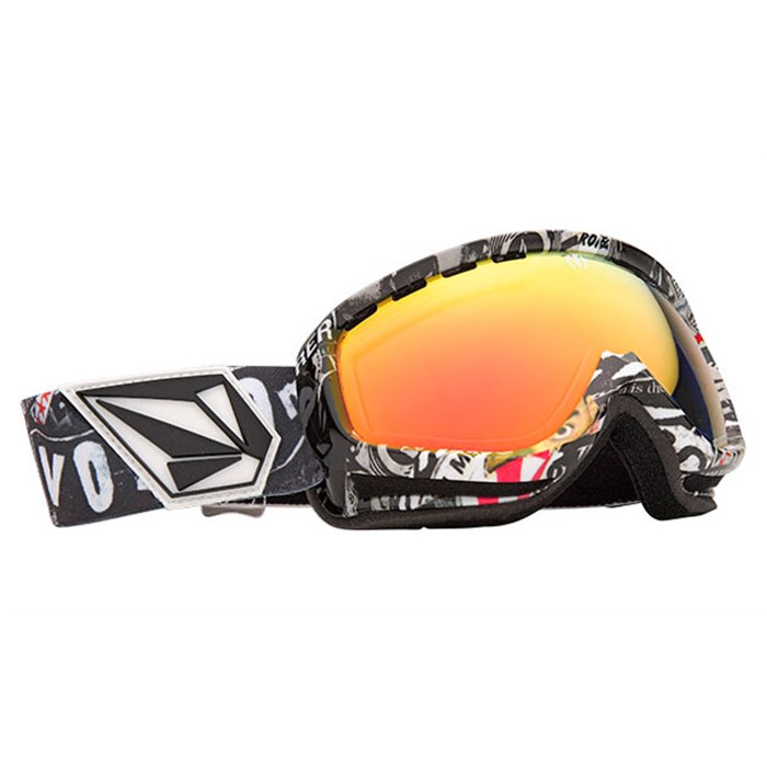 Electric - Volcom Co-Lab EGK Goggles - Youth