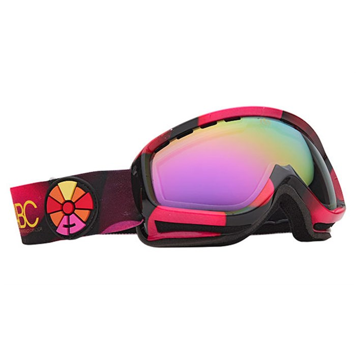 Electric - Boarding For Breast Cancer EGK Goggles
