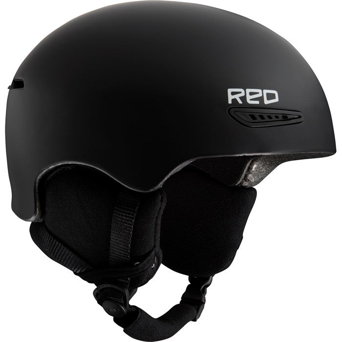 Red - Avid Helmet