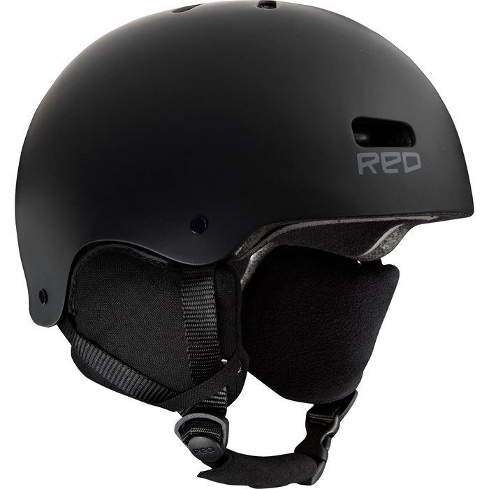 Red - Trace Helmet