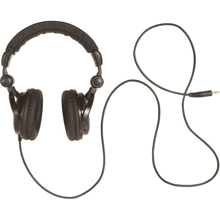 Red - Premium DJ Redphones Headphones