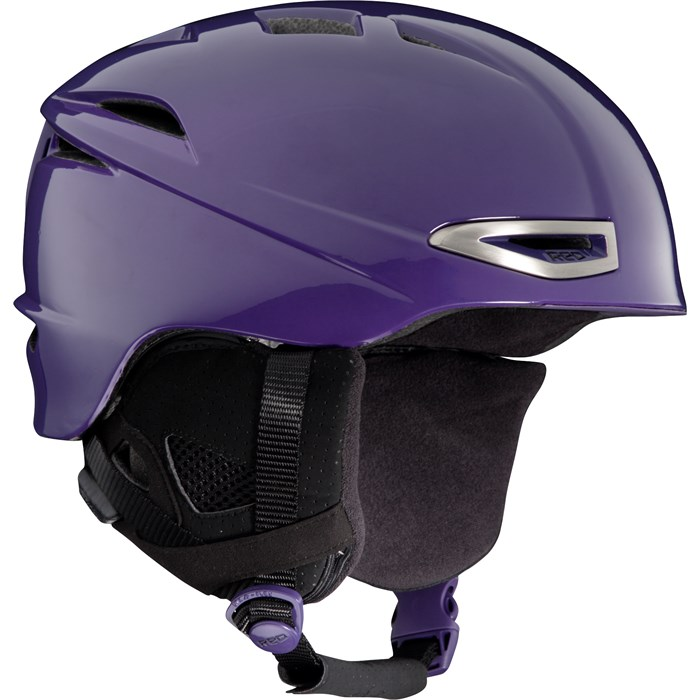 Red - Drift Helmet - Women's