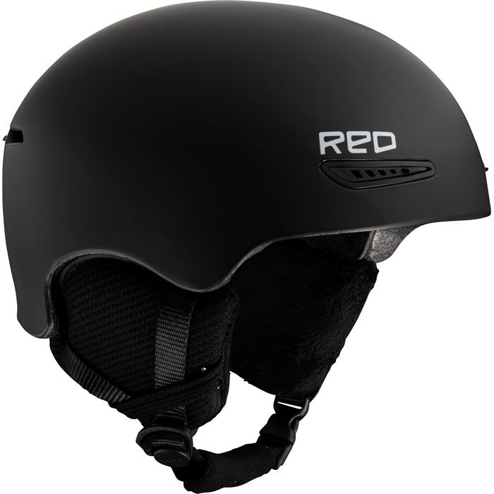 Red - Pure Helmet - Women's